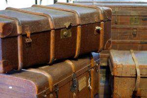 Przeprowadzka - przechowywanie rzeczy