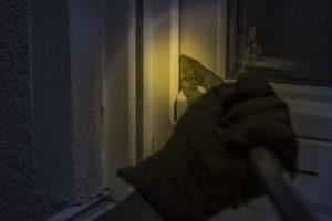 Włamanie do domu